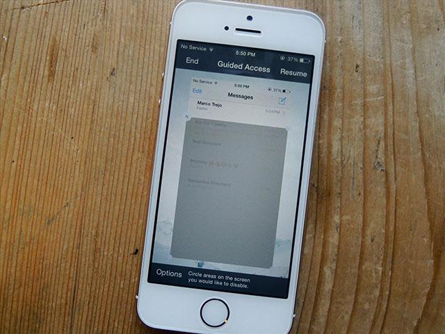 Thủ thuật giúp khóa ứng dụng trên iPhone