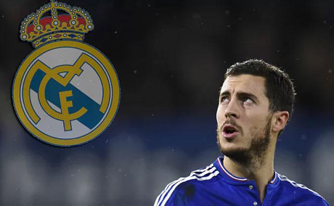 """Chuyển nhượng Real: Hazard """"tỏ tình"""", James ra đi"""