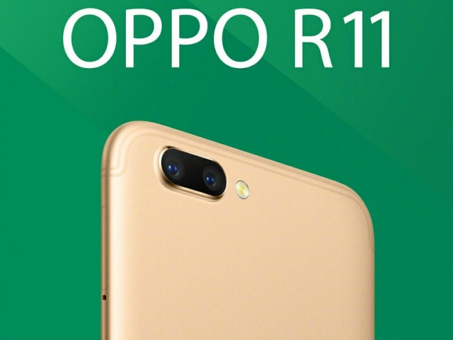 """Oppo R11 sở hữu camera sau kép """"ngon"""" đã trình làng - 6"""