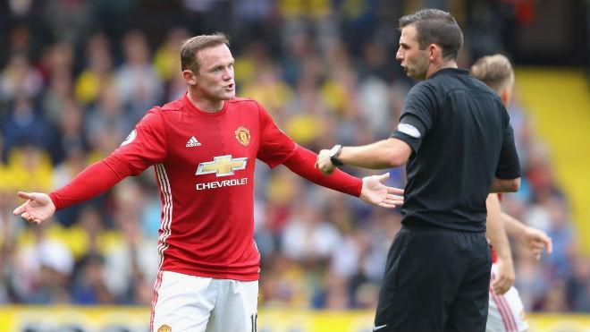 MU thay đội trưởng: Mourinho đuổi Rooney vì Pogba