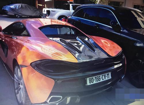 Xem Ảnh đọc báo tin tức Siêu xe McLaren 570S của trùm ma túy Hoàng béo có gì đặc biệt? - Tư vấn và truyện phim nhạc xổ số bóng đá xem bói tử vi 2 Siêu xe