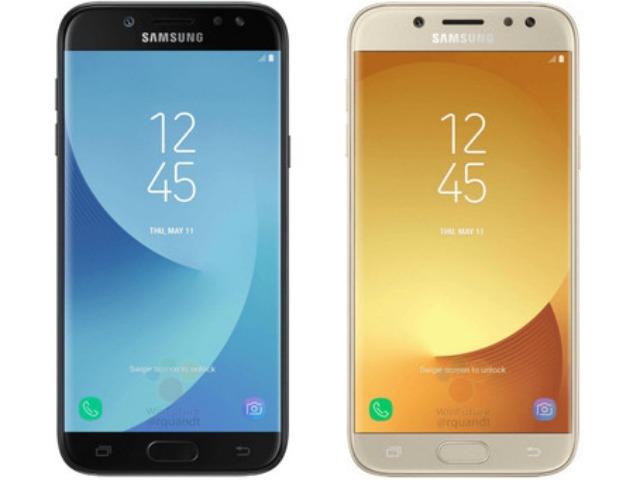 Bộ ba Galaxy J3, J5, J7 (2017) trình làng, giá mềm - 3