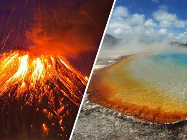 Siêu núi lửa mạnh nhất thế giới sắp gây ra kỷ băng hà?