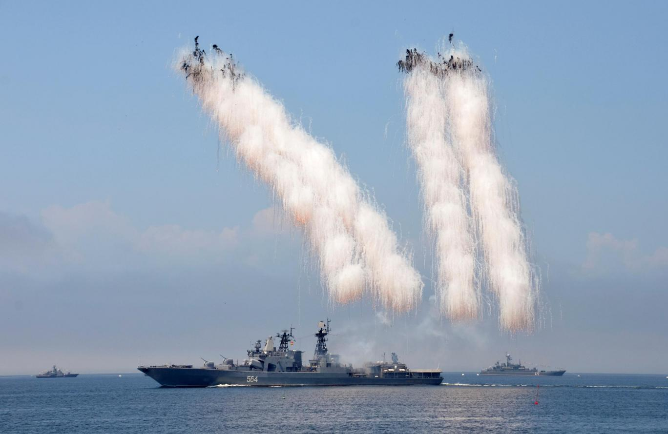 """Nga lần đầu thử siêu tên lửa khiến lá chắn Mỹ """"vô dụng"""" - 2"""