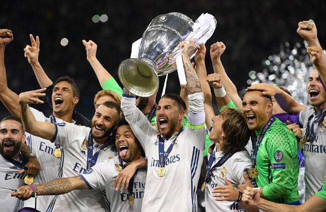 Siêu cúp châu Âu Real Madrid - MU: Đại chiến tỷ đô