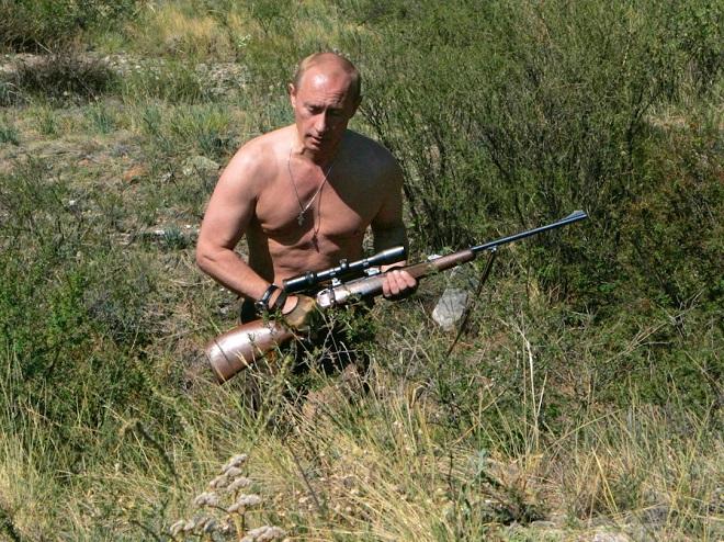Bất ngờ với chế độ sinh hoạt của ông Putin - 1