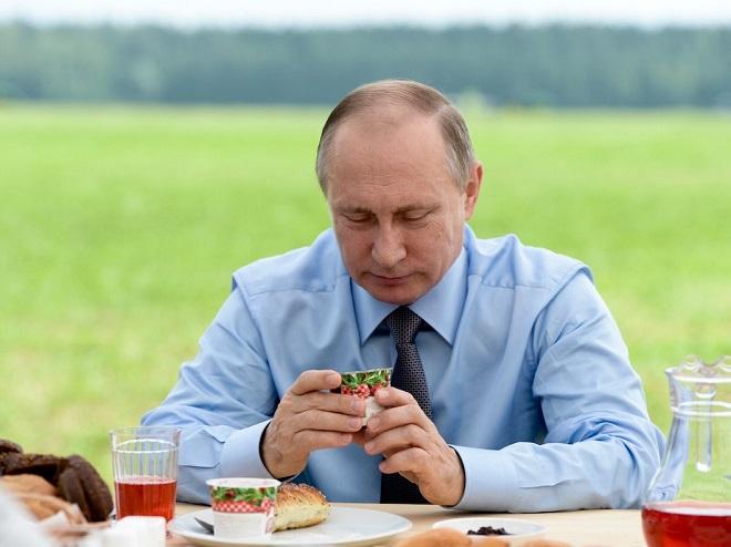 Bất ngờ với chế độ sinh hoạt của ông Putin - 6