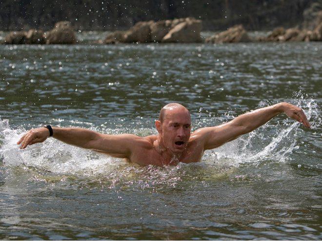 Bất ngờ với chế độ sinh hoạt của ông Putin - 3