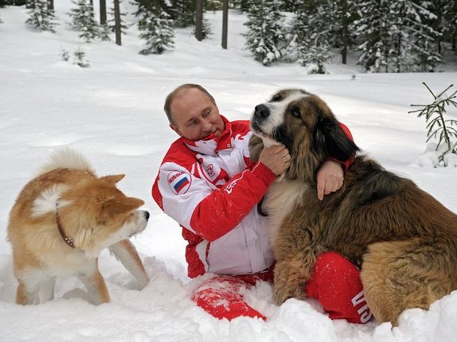 Bất ngờ với chế độ sinh hoạt của ông Putin - 8