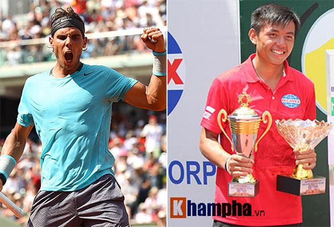 """BXH tennis 5/6: Nadal lên số 3, Hoàng Nam """"chạm đỉnh"""" - 1"""