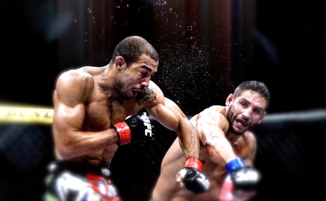 UFC: 80 cú đấm, hạ gục huyền thoại, cướp ngôi báu - 1