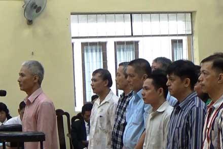 """30 ngày xét xử 7 """"đại gia"""" thủy sản Cà Mau"""