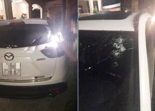 Tin mới vụ côn đồ vác dao, súng truy sát tài xế xe Mazda trên quốc lộ - 1