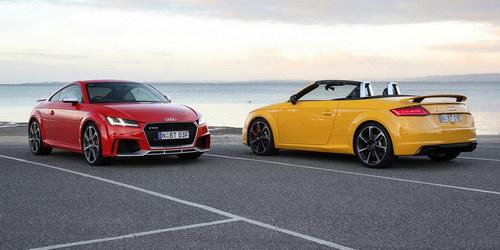 Audi TT RS 2017 có giá từ 2,3 tỷ đồng - 2