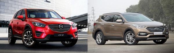 CX-5 và SantaFe giảm giá sốc, khách hàng có nên mua? - 1