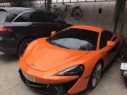 McLaren 570S của  ' trùm '  ma túy Hoàng béo có gì đặc biệt?