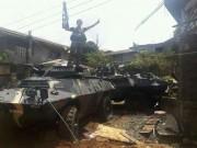 Tổng thống Philippines dọa xóa sổ cả thành phố để diệt IS