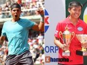 """Thể thao - BXH tennis 5/6: Nadal lên số 3, Hoàng Nam """"chạm đỉnh"""""""
