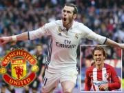 "Bóng đá - Griezmann, Bale, Neymar từ chối MU: Mourinho ""ế"" 400 triệu bảng"