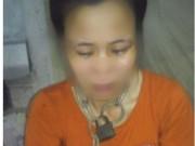 SỐC: Bị chồng dùng nhục hình xích cổ, người vợ bất lực ngồi khóc