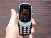 """Thời trang Hi-tech - Video: Nokia 3310 chạy """"ngon"""" sau 3 lần thả rơi"""