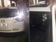 An ninh Xã hội - Tin mới vụ côn đồ vác dao, súng truy sát tài xế xe Mazda trên quốc lộ