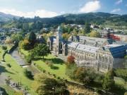 Giáo dục - du học - Ngây ngất với ngôi trường đại học đẹp nhất New Zealand