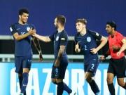 Bóng đá - Tứ kết U20 World Cup: Anh, Italia thoát hiểm ngoạn mục