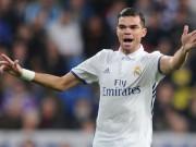 Bóng đá - Tin HOT bóng đá tối 5/6: Bất đồng Real, Pepe sang PSG