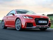 Audi TT RS 2017 có giá từ 2,3 tỷ đồng