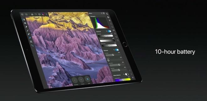 iPad Pro 2017 trình làng, có thêm phiên bản retina 10,5 inch - 4