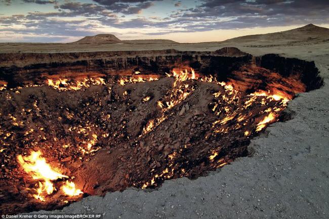 10 kỳ quan thiên nhiên choáng ngợp nhất thế giới - 2