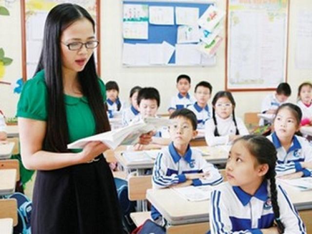 Phó Thủ tướng: Bỏ biên chế giáo viên mới chỉ là đề xuất của Bộ GD-ĐT - 2