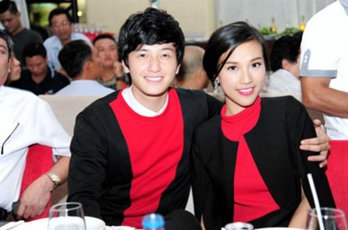 3 năm yêu cuồng nhiệt của Huỳnh Anh và bạn gái Á hậu - 3