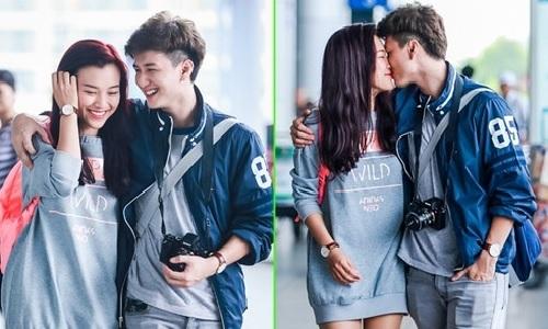 3 năm yêu cuồng nhiệt của Huỳnh Anh và bạn gái Á hậu - 10