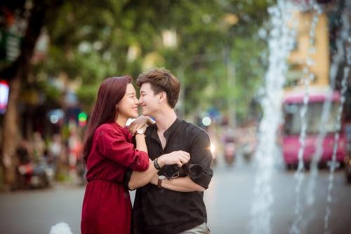 3 năm yêu cuồng nhiệt của Huỳnh Anh và bạn gái Á hậu - 6
