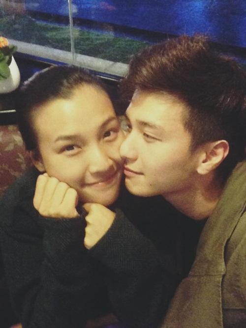 3 năm yêu cuồng nhiệt của Huỳnh Anh và bạn gái Á hậu - 11