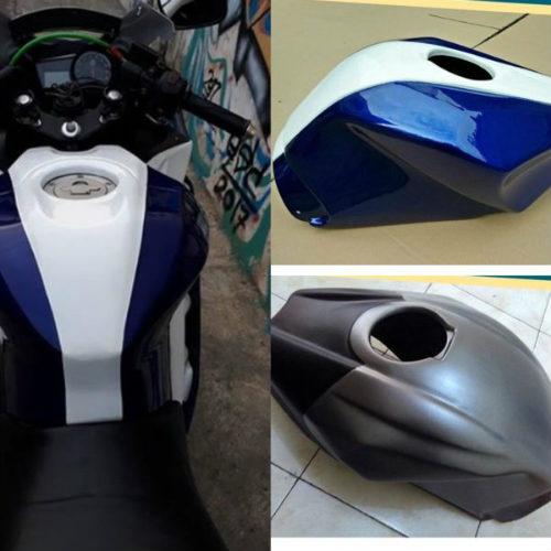 Biến Yamaha YZF-R15 thành YZF-R6 chỉ với 7 triệu đồng - 3