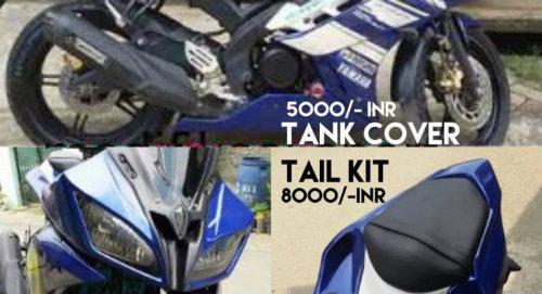 Biến Yamaha YZF-R15 thành YZF-R6 chỉ với 7 triệu đồng - 2