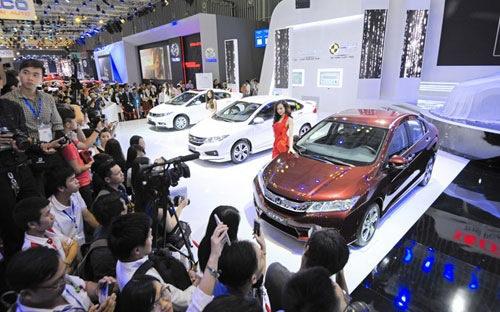Hai năm nữa, Việt Nam vượt Philippines về sản xuất ô tô con - 1