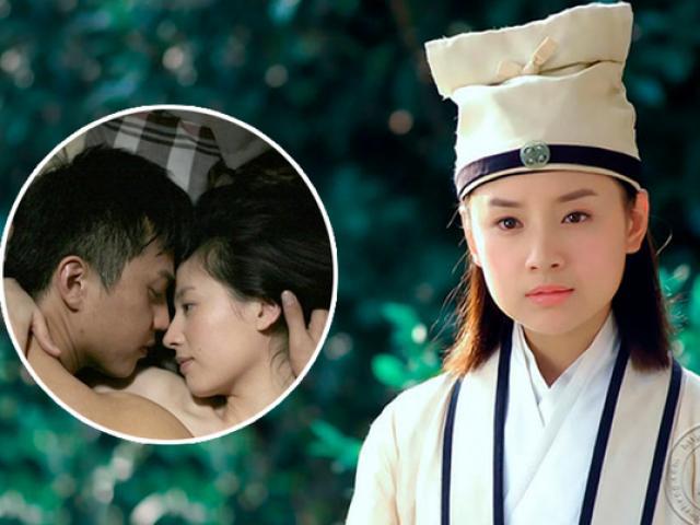 """""""Chúc Anh Đài"""" Đổng Khiết: Sự nghiệp 10 năm tan nát vì scandal tình ái với trai trẻ"""