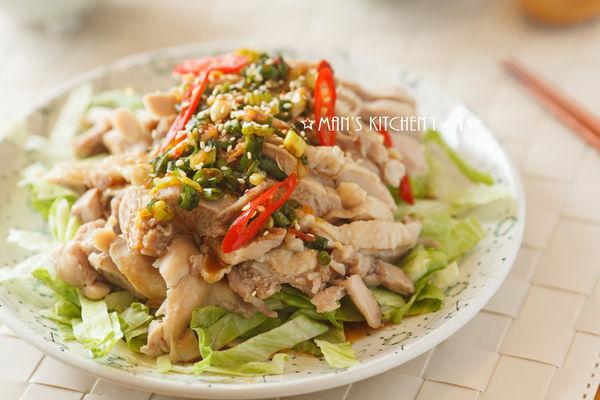Salad gà ngọt mát cho mùa hè - 1