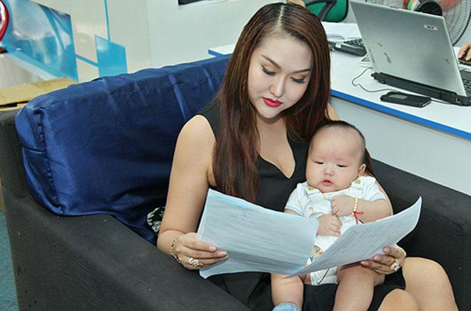 Phi Thanh Vân tuyên bố phũ phàng khi chồng cũ có tình mới - 2