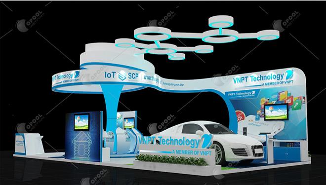 Trải nghiệm IoT nổi bật với nền tảng SCP kết nối vạn vật - 2