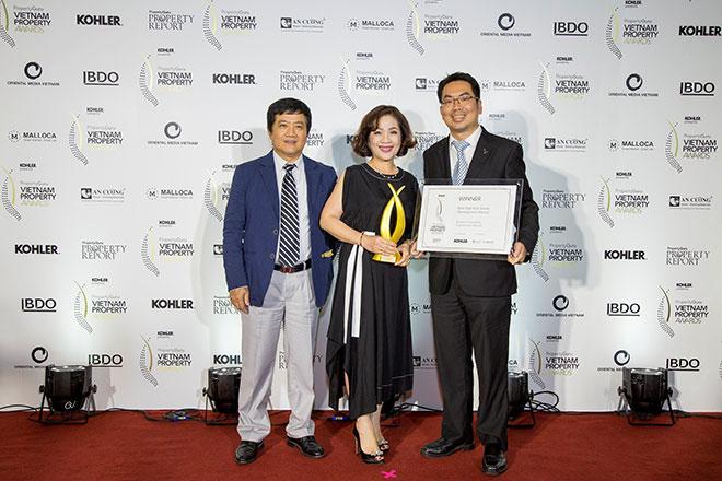 Vì sao Seasons Avenue giành được giải Chung cư cao cấp tốt nhất Hà Nội? - 1