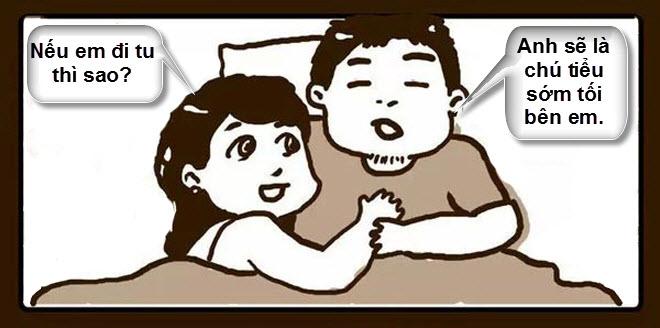 Truyện tranh: Thử lòng người yêu! - 4