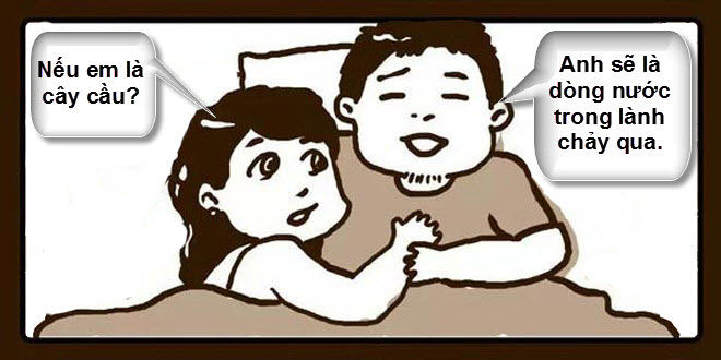 Truyện tranh: Thử lòng người yêu! - 3