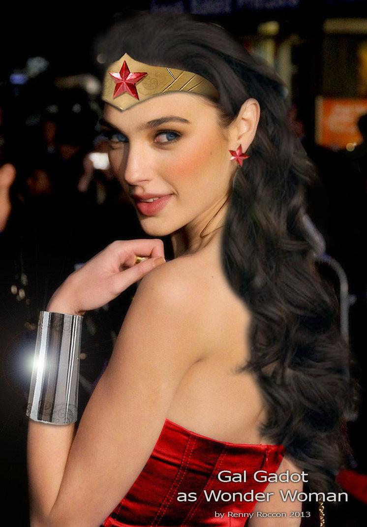 """Dàn mỹ nhân Wonder Woman """"không cần động thủ, kẻ thù xin chết"""" - 11"""
