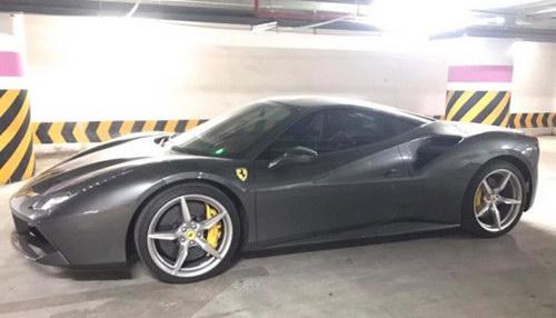 Ferrari 488 GTB của Cường Đô-la giá từ 10,6 tỷ đồng - 4