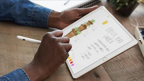 Những điểm mới trên iPad Pro 10,5 và 12,9 inch mới - 1